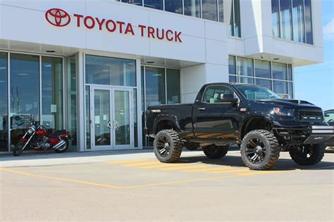 toyota go and see tire and wheel package with a 7 quot lift on this toyota