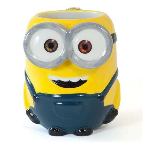 The 3D Minion Coffee Mug Likes Your Coffee Instead of Bananas   Gadgetsin