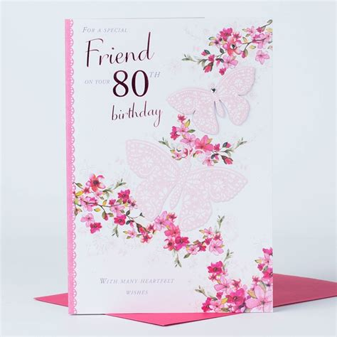 What To Write On 80th Birthday Card What To Write On 80th Birthday Card 28 Images Flowers