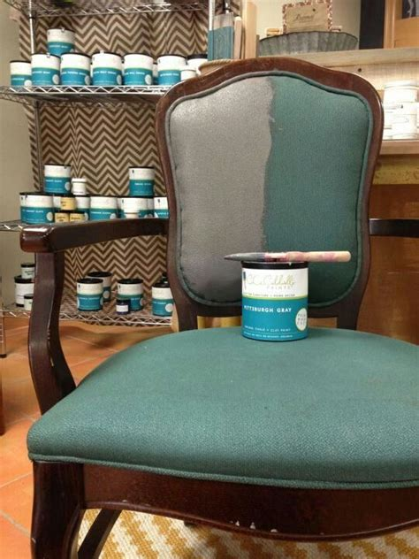 fabric paint upholstery best 25 chalk paint fabric ideas on pinterest paint