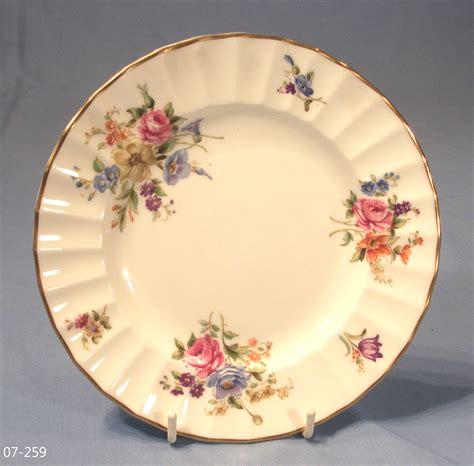 Royal Worcester Vases Royal Worcester Roanoke Vintage Tea Plate Collectable China