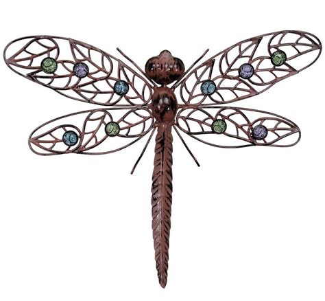 2018 best of dragonfly metal wall