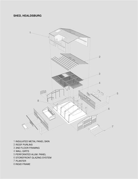 draw system architecture diagram shed architects