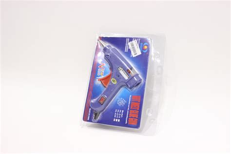 Senter Tembak alat lem tembak glue gun kecil on button