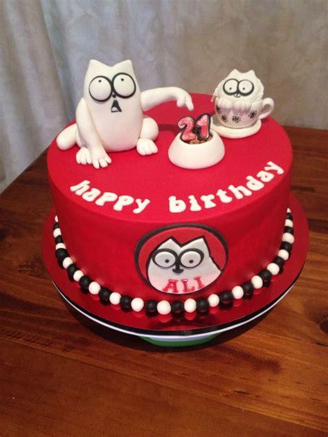 Simons Cat  Ee  St Ee   Cake Novelty Cakes  Ee  St Ee   Cake Cake