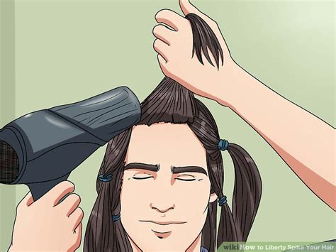 how to spike someones hair to spike someones hair i don t know if anyone has posted