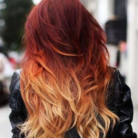 ombre hair on older women 45 year old ombre hair 50 fiery red ombre hair ideas hair