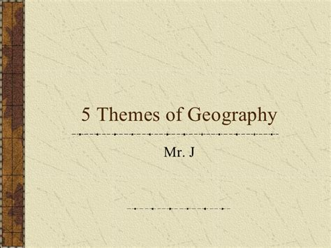 5 themes of geography jacksonville 5 themes of geography 07