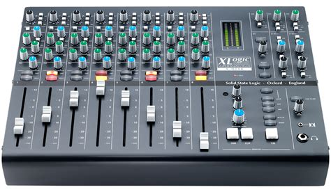 ssl x desk table de mixage analogique stars music fr
