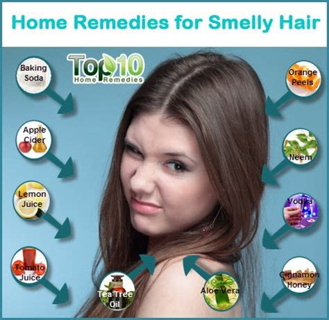 home remedies for smelly hair top 10 home remedies