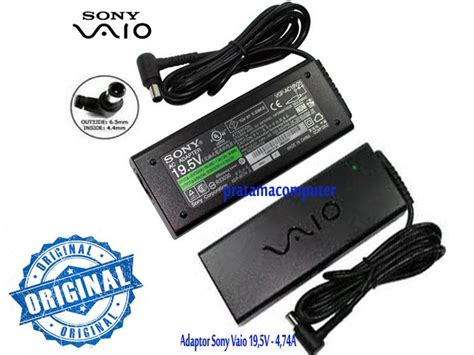 sony original adaptor 19 5v 4 7a jual beli adaptor laptop sony vaio 19 5v 4 7a original