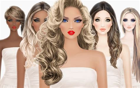 covet fashion hair new hair and makeup for the 2 3m closet value enjoy it