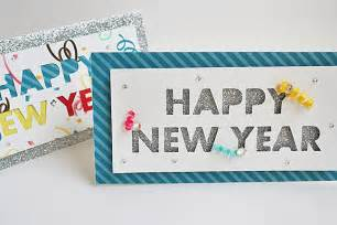 easy handmade new year cards for simple cards kaise bnate h www lovelyheart in