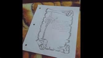 imagen de decoracion de caratula como hacer una caratula para tu cuaderno sencillo youtube