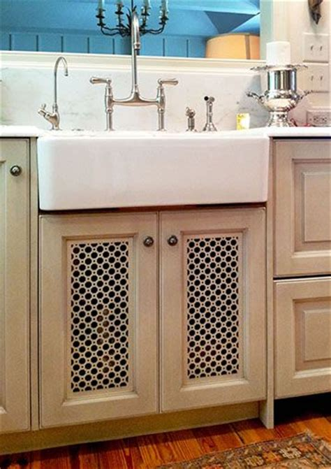 Kitchen Cabinets With Tin Inserts The World S Catalog Of Ideas