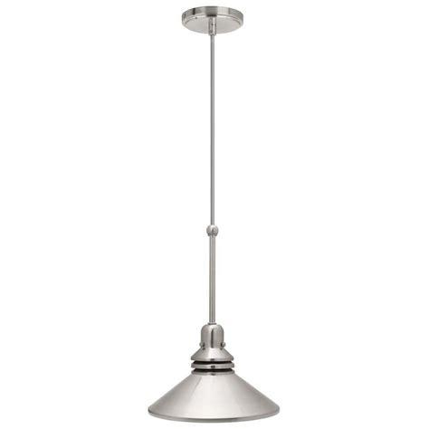 hampton bay    light brushed nickel pendant track lighting fixture   home depot