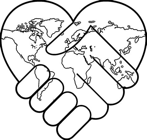 world peace coloring pages az coloring pages