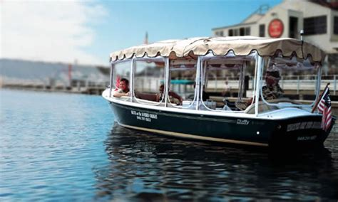 duffy boats newport beach groupon watts on the harbor cruises up to 81 off newport