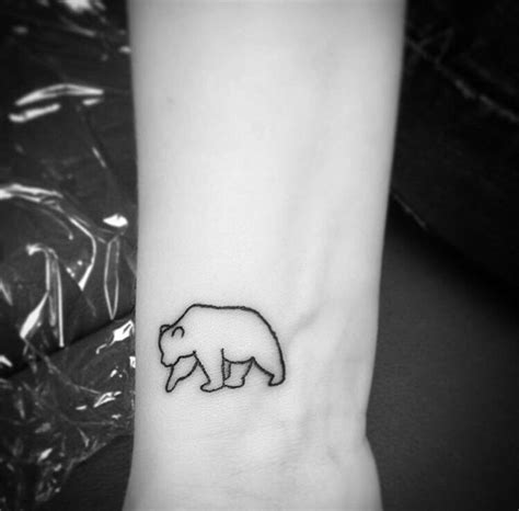 60 nice polar bear tattoos