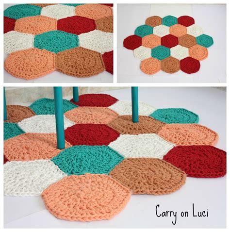 como hacer alfombra trapillo 10 alfombras hechas con trapillo manualidades