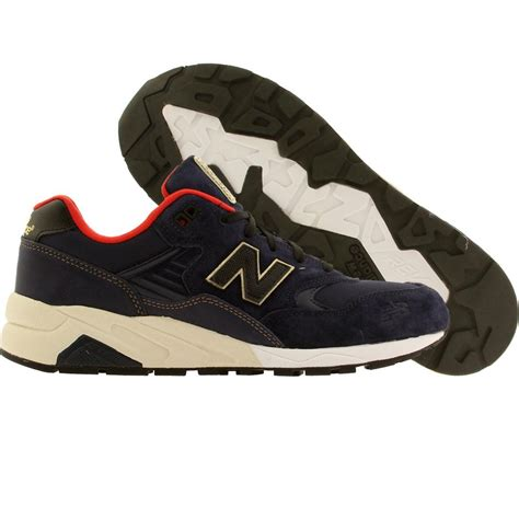 new balance 580 elite edition limited edition navy gold