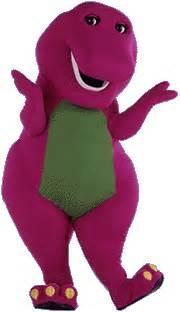 Backyard Party Song Barney The Dinosaur Gif