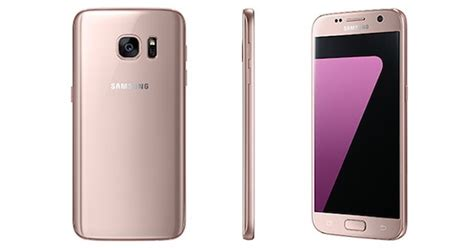 Samsung S8 Pink Gold le samsung galaxy s7 disponible en 171 pink gold 187 igeneration