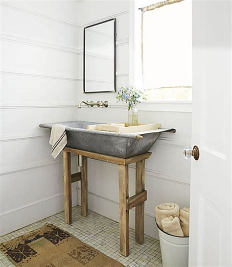 small farmhouse bathroom sink 36 best farmhouse bathroom design and decor ideas for 2018