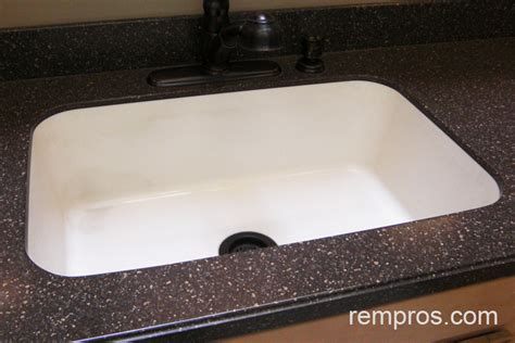 Porcelain Undermount Kitchen Sink by Ceramic Vs Stainless Steel Kitchen Sinks