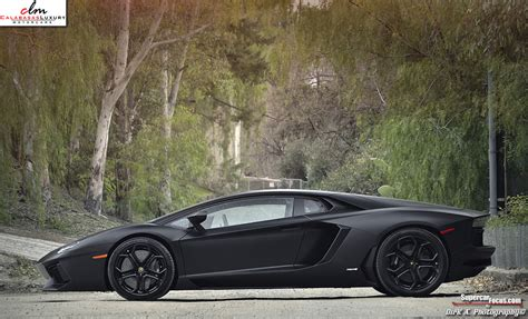 Lamborghini Aventador Black Price For Sale Matte Black Lamborghini Aventador Lp700 4