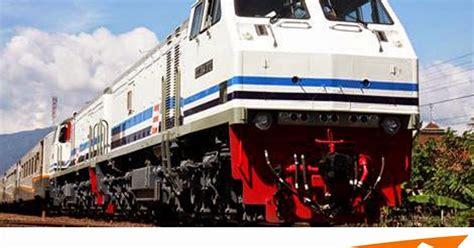 Daftar Nama nama Kereta Api Ekonomi dan Rute   Kereta Api