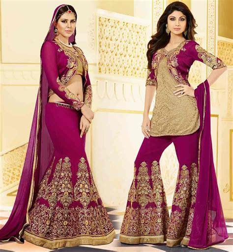 dress design new fashion indian designer wedding dresses trends 2017 18 with latest