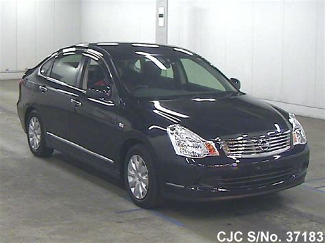 nissan bluebird 2010 2010 nissan bluebird sylphy black for sale stock no