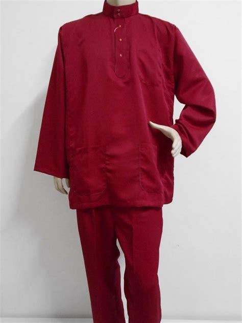 Baju Melayu baju melayu cekak musang pd9p family set 2