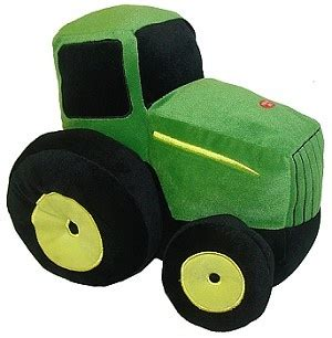 Deere Tractor Pillow by Deere Tractor Shaped Pillow Playspaces Pretend