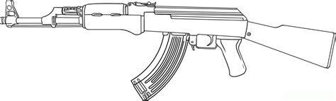 coloring pages guns gta guns coloring pages