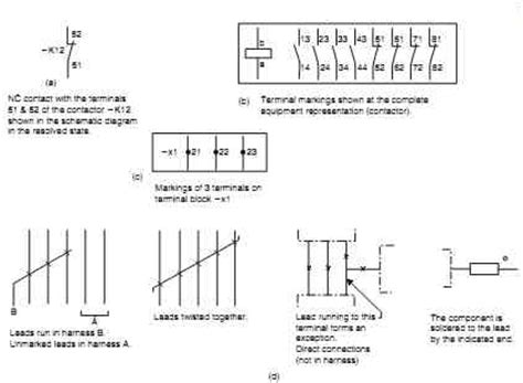 german wiring diagram numbers wiring free