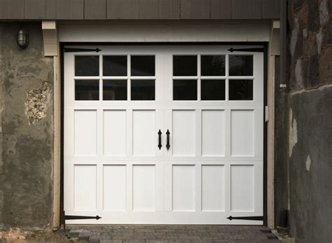 A P Garage Doors by White Garage Doors 2 White