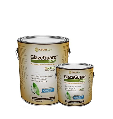 bathroom grout sealer save on 75 four gallons of glazeguard tile and grout