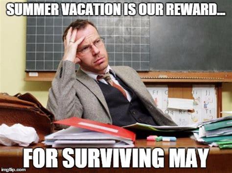 Teacher Summer Meme - out of depth teacher imgflip