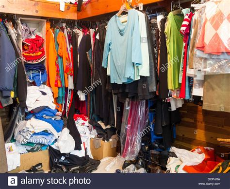 messy closet messy closet stock photo royalty free image 68109086 alamy
