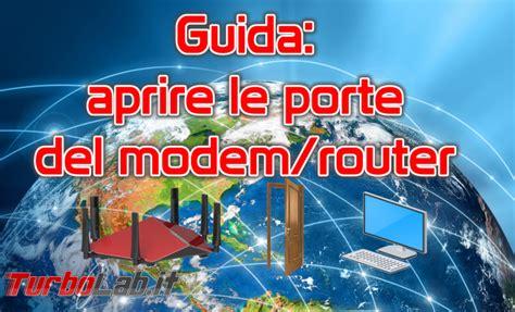 programma per aprire le porte router guida l alternativa all interfaccia web per aprire le
