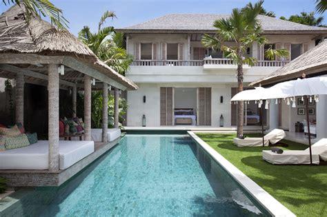fabulous modern luxury villas bali pinterest