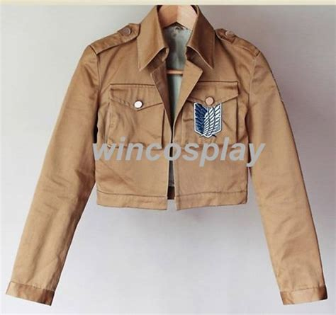 Sweater Jaket Attack On Titan Snk Sporty All Edition cheap attack on titan shingeki no kyojin costume anime allen survey corps or