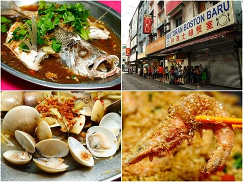 best seafood restaurants in boston boston baru seafood restaurant at klang
