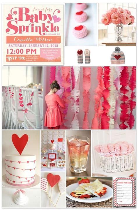 Valentines Baby Shower by 10 Diy Valentines Day Baby Showers