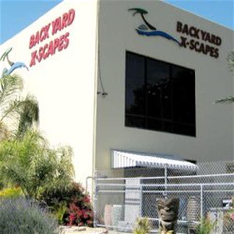 Backyard Xscapes San Diego Ca Backyard X Scapes Home Garden 100 Photos Reviews