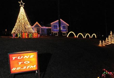 where are the best christmas lights in metro birmingham