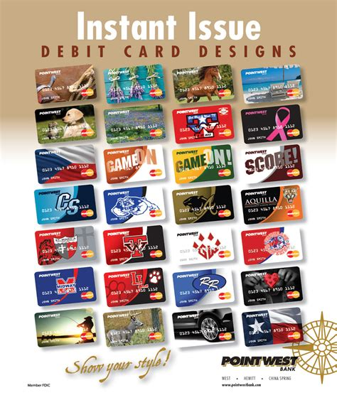 Bank Of America Custom Design Debit Card