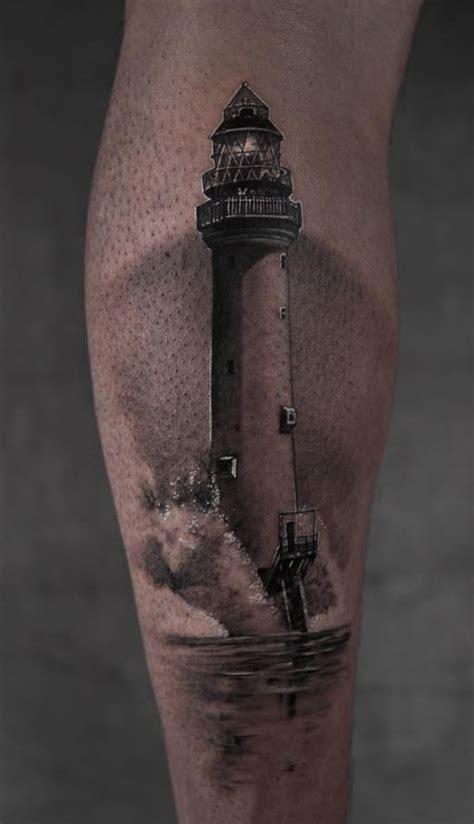 lighthouse tattoo inkstylemag